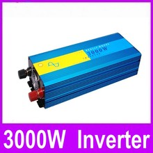 3KW 3000W high frequency inverter 3000W pure sine wave inverter 3000W off Grid Tie inverter converter single phase peak 6000W