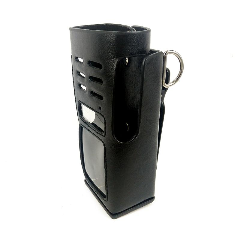 PU Leather Protective Sleeve Bag Case for Motorola GP338 5