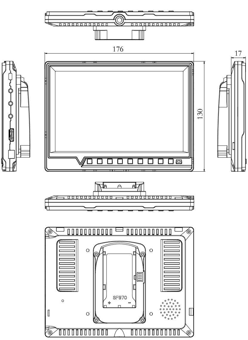 FW760 size