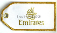 Emirates Airline Luggage Tag