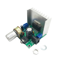 Version A TDA7297 2x15W Audio Amplifier Board Dual-Channel AC/DC 12V