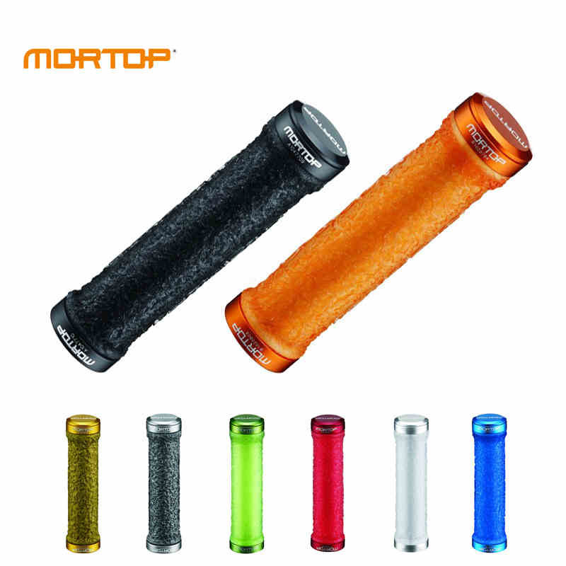 Mortop bicycle circle cover colorful cover ultra-light slip-resistant crystal jelly bicycle handle grip<br><br>Aliexpress