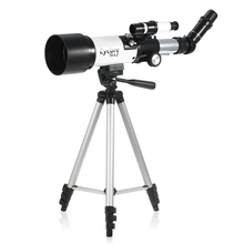 Outdoor Monocular Telescope Space Telescope Astronomical Landscape Lens Single-tube Spotting Scope with Portable Tripod