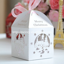 Unique wedding favors new small cheap christmas gift boxes(China)