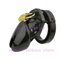 Buy CB6000S Male Chastity Device 5 size Penis Ring,Cock Cage,Virginity Lock,Cock Ring,Chastity Lock/Belt,Adult Game,Sex Toy