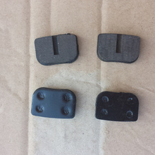 2 Sets FRONT REAR DISK BRAKE PADS SHOES ATV QUAD DIRT BIKE MINI POCKET CHOPPER SUPER BIKE GAS SCOOTER 43 47 49CC