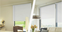 home office and hotel sun shading sunscreen roller blinds