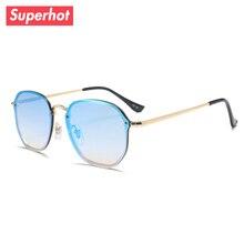 34e2ca4812c Superhot Eyewear - Hexagonal Sunglasses Men Women Brand Designer Onesie Lens