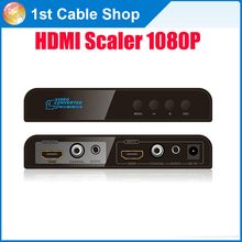 LKV323 Coaxial HDMI to HDMI Scaler with down&up scaling funtion with coaxia&stereo audio out