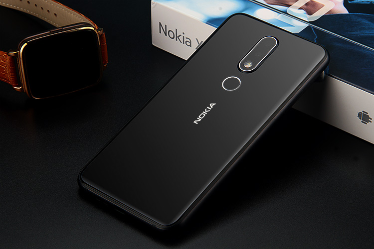 NOKIA X6 6GB RAM 64GB ROM Qualcomm Snapdragon 636 1.8GHz Octa Core 5.8 Inch Corning Gorilla Glass FHD+ Screen Dual Camera Android 8.1 4G LTE Smartphone