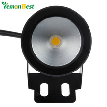 10W Dc12V Underwater Led Light Pool Led Cool White Warm White Underwater Pool Lamp For Fountain Lighting(China)