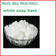 100% Natural&Pure DIY handmade soap raw material White soap base with Free Shipping, Mild&Non-irritating skin care