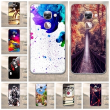 TPU Soft Cases Cover for LeTV LeEco Le Max 2 Phone Case 3D Printed Back Cover Mobile Phone Cases for Fundas  LeTV LeEco Le Max 2