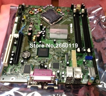 100% Working Desktop Motherboard For Dell GX280 CG808 H8367 H8164 D7726 Y6281 XF950 System Board fully tested