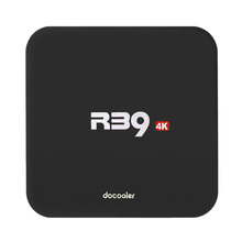 Docooler R39 Android 6.0 TV Box RK3229 Quad Core 1GB RAM 8GB ROM KODI 16.1 XBMC 4K Set top box WiFi H.265 HD Media Player