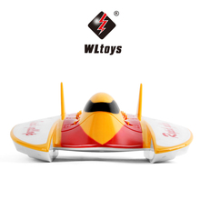 WLtoys WL913 2.4G Radio Remote Control Brushless Motor Water-Cooling System High Speed 50km/h RC Racing Boat Children's Toy Gift(China)