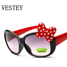 Fashion Kids Sunglasses Children Princess Cute Baby Hello- Glasses Wholesale High Quality Boys Gilrs Cat Eye Eyeglasses HD Lens(China)