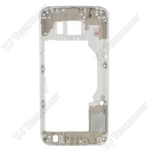 Free shipping OEM for Samsung Galaxy S6 SM-G920F G920F Mid Middle Plate Frame Housing Part G920  - Gold Gray Silver