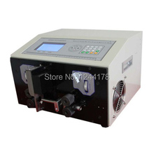Automatic Wire Stripping Cutting Machine Lm-08+Free shipping by Fedex/UPS(door to door service)(China)
