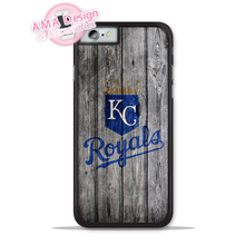 Kansas City Royals Baseball Phone Cover Case For Apple iPhone X 8 7 6 6s Plus 5 5s SE 5c 4 4s For iPod Touch(China)