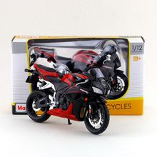 Maisto/1:12 Scale/Simulation Diecast model motorcycle toy/Honda CBR 600RR Supercross/Delicate children's toy/Colllection(China)