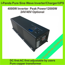 Top-level Quality Low Frequency Pure Sine Wave Inverter I-P-TPI2-series 4000W Solar inverter , Solar pump inverter , Solar UPS