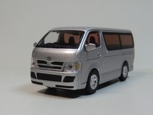 TOYOTA MiniCar Collection - kyosho 1:64 Toyata Hiace Diecasts model car