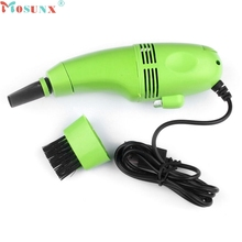Mosunx Factory Price USB Vacuum Cleaner Designed For Cleaning Computer Keyboard Phone Use 60330 Drop Shipping(China)