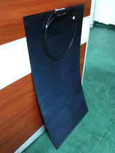 Black flexible solar panel 100w watt China Manufacturer New designed Cheap Price Wholesale solar panel solar cell 100w