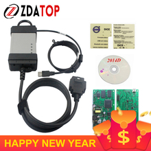 ZOLIZDA 2014D For volvo vida dice High Quality for Volvo Models for Volvo Vida Dice vide dice 2014D Diagnostic Tool in stock(China)