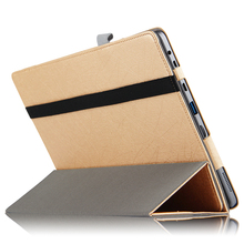 "Ultra Slim Mangetic Closure Silk Grain Flip Stand PU Leather Cover For CUBE iwork1x iwork 1x i30 Z8350 11.6"" Tablet Book Cover"