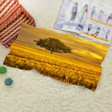 old Landscape  Towel Fast Drying Compact Travel Sports Camping Swiming Beach Bath Towel Sports