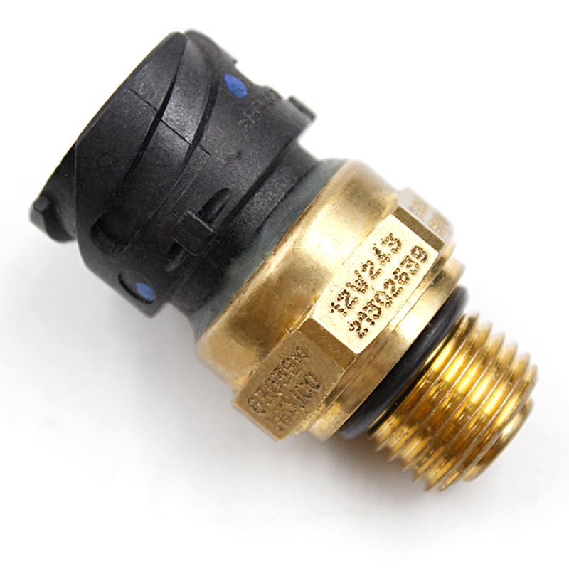 Good Price D12 D13 For Volvo Fuel Pressure Sensor w//Oring 21302639  New