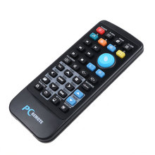 kebidumei Hot useful USB Laptop PC Wireless Media Remote Control Mouse Keyboard Center Controller(China)