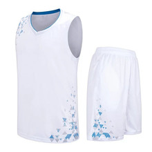 High Quality Basketball Jerseys Adults Sports Suit For Mens Training Jersey Best Selling   LD-8090