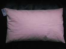 Free shipping /baby/ children's goose down pillow / 25*40cm / pink and yellow /  factory direct / father's day /paypal accepted