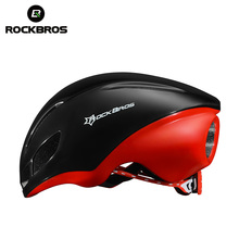 ROCKBROS New Jet-Propelled Bicycle Helmet MTB Mountain Cycling Preumatic Helmet Women Men Ultrafast Integrally-Molded 4 Color(China)