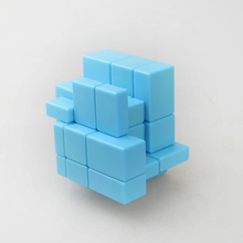 6 Design ShengShou Mirror Blocks Cast Coated Golden Silver Blue Pink Magic Speed Cube Mirror Surface Puzzles Cubes Kids Gift