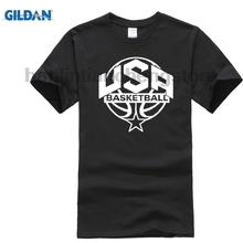 GILDAN 2018 Newest Men's Funny Fashion Classic T Shirt USA Men's Basketballer Irving #10 Front & Back Fashion T-Shirts(China)