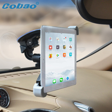2017 Car Cradle Bracket  Car Windshield Stand tablet Support for xiaomi mi pad2 iPad2 3 4 Soporte/China Tablet PC Holder
