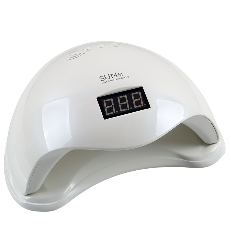 UV Led Nail Lamp 48W with LCD Timer and Bottom Makeup Nail Dryer Polish Machine for Curing Nail Art Tools #S503<br>