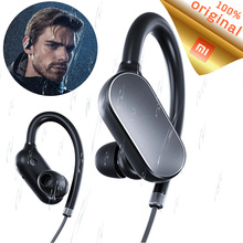 Original Xiaomi Mi Sports Bluetooth Earphone Waterproof Wireless Headphone Xiaomi earhook Music Earphones Sweatproof Headphones(China)