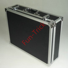 Executive Production Briefcase Carrying Case  - Magic Trick , Magic Card Tricks