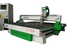 1325/1530/2030/2040 Made in China carving and cutting vacuum table wood door cnc router(China)