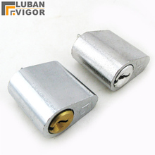 Fire door lock Universal copper/Aluminum cylinder,Pipe well,Escape lock cylinder,lock cylinder length 30mm lock parts