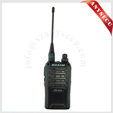 Mini pocket portable ham radio QUANSHENG TM800 UHF: 400-480MHz CB two way radio free shipping(China)