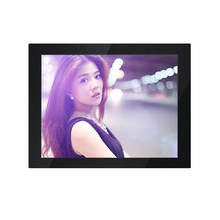 2016 newest Industrial LCD TFT screen monitor 19 inch wall mouting open frame lcd monitor with VGA/DVI input for fast shipping
