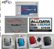 2017 Newest Alldata 10.53 all data auto repair software alldata mitchell on demand 2015+ElsaWin+Vivid workshop alldata 1tb hdd