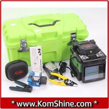 KOMSHINE GX36 SM&MM Automatic FTTH Fiber Optic Splicing Machine Optical Fiber Fusion Splicer