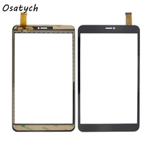 8 Inch Black Touch Screen for dxp2-0331-080a-fpc touch screen digitizer sensor tablet panel repairment free shipping(China)